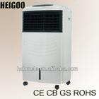 2014 heigoo elétricos portáteis air cooler e aquecedor excellecnt fluxo de ar com ce cb rohs made in china
