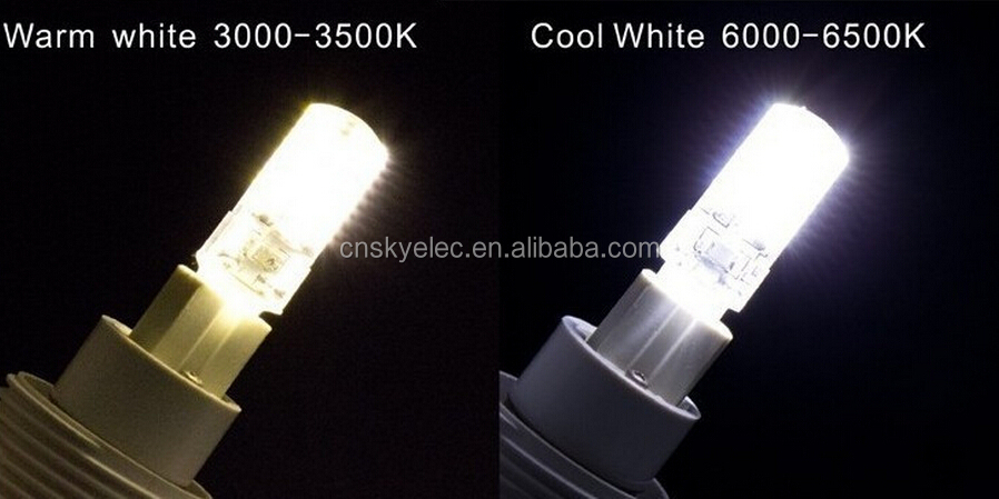New Product 3 5w G9 Led Bulb Price Dimmable Led G9 2700k