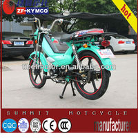 Best-selling 50cc automatic moped motorcycles for sale ZF48Q-2A