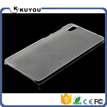 PC Transparent Phone Case For Vivo Y29