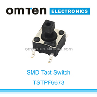 Omron supplier, Tact switch,high cycles push button