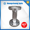 spiral fittings stainless steel flexible bellow pipe/9-10mm flexible hose