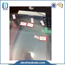 pvc cover hard plastic transparent sheet
