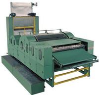 Brand Yuanquan double cylinder double doffer cotton carding machine /combing machine