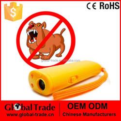 Ultrasonic Pet Dog Repeller Training Device Trainer - TRAINING + REPELLER + LED light H0136
