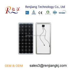130w mono solar panels,high quality 130w solar panels,high performance solar module,cheap 130w solar panels price