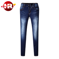 New fashion style women skinny jeans in nice out looking