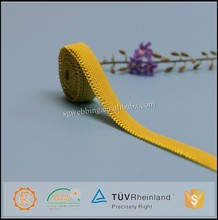 Knitted picot elastic band for women knickers