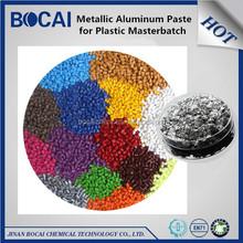 silver aluminum paint pigment, non-leafing aluminum paste for plastic masterbatch with silver color