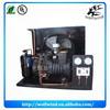 r22 copeland refrigeration condensing unit , small semi hermetic copeland piston compressor condensing unit price