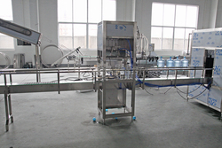 600bph 5 Gallon Bottled Mineral Water Plant Cost