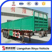 China 40ft 3 axle cargo semi trailer 20315