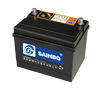 Sell Auto Car Battery Wholesale Price Dry Charged Car Battery