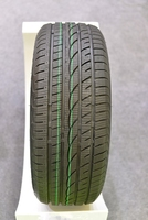 Car tire with outstanding wet performance and great grip on snow & ice conditions
