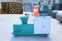 Hard wood sawdust briquette machine