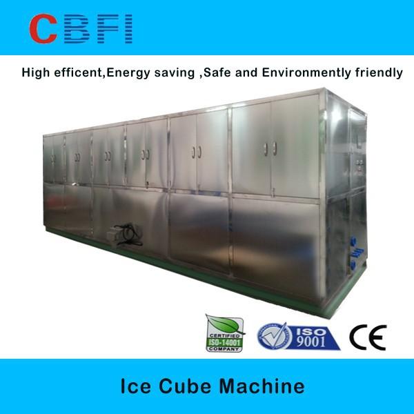 large cube machine