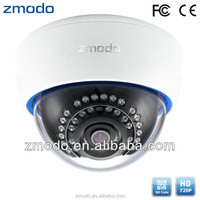 Zmodo easy set up two-way audio indoor dome 720P IP Camera