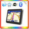 """4.3"""" Wince GPS navigator 4.3"""" navigation devices prices gps satellite map Free world map,support wireless reversing camera"""