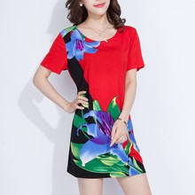 custom short sleeve China t shirt factory