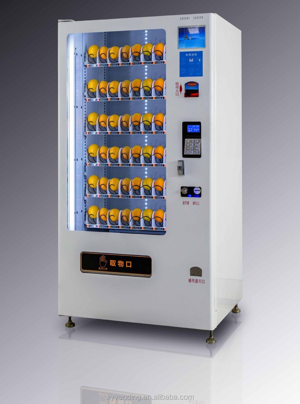 sle vending machine contracts