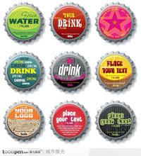 bottle beer tinplate crown caps