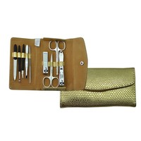 darling useing personal care products in nail clipper set