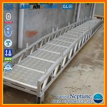 pasarela de aluminio