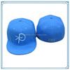 hot sale custom design hat flat bill fitted embroidery cap