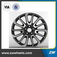 ZW-Z609 5 Hole and 17;18;20;22inch Diameter replica car alloy wheel