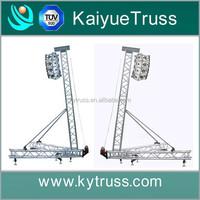 Line array truss aluminum speaker truss equipment