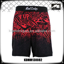 Men MMA Vale Tudo Sublimated Shorts
