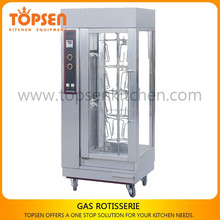 Export quality 12 chicken machine rotisserie,vertical rotisserie oven