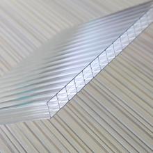 Diez años de garantía 100% material de bayer uv coated lámina de plástico