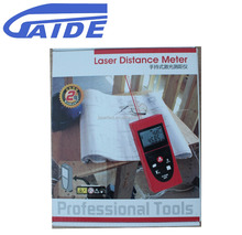 Mini digital laser distance meter and length width height area volume measure digital laser distance meter for GD-Distance