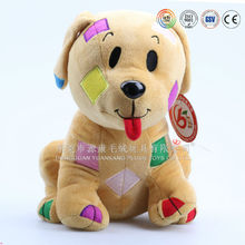 Lovely plush stuffed dogs toy china wholesale