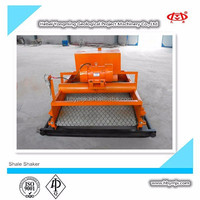 Drilling Mud/Fluid Shale Shaker--Solid Control System