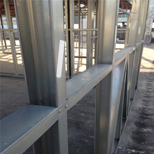 Building Steel Partition System For Drywall