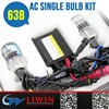 Top selling AC 12V 24V 35W 55W h1,h4,h7,h11 ballast hid slim kit for FORTE with IP 67