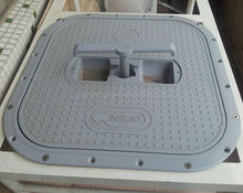 Marine Ship Steel/Aluminum Deck Hatch Cover for Boat