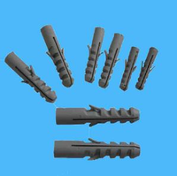 plastic expansion plug wall anchor in china