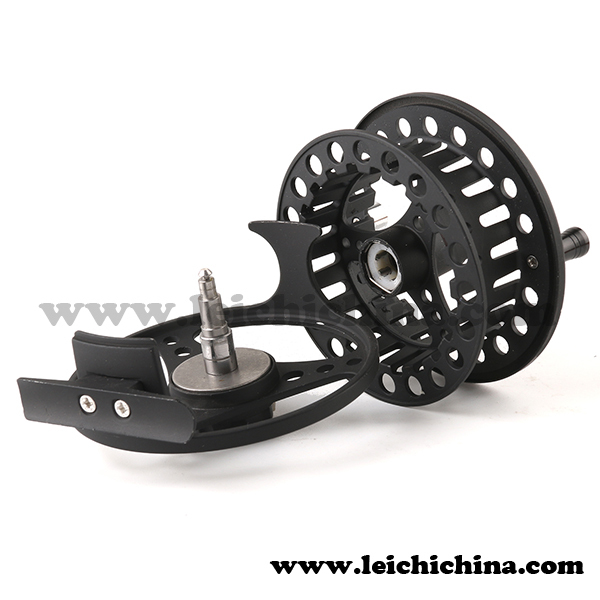 Wholesale fishing tackle alc die casting large arbour for Saltwater fly fishing reels