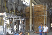 Industrial horno