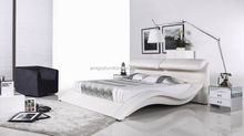 Chinese wholesale cheap furniture used home bedroom bed frame on sale
