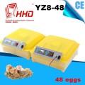 modello a caldo per 132 uova di quaglia completamente automatico con ce approvato mini uovo incubatore in vendita a chennai