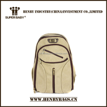 2015 Popular Canvas Backpack For Teens