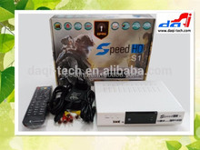 Speed HD S1 android iptv box better than azamerican s1005 iks sks twin tuner receptor