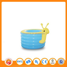 small cheap round inflatable baby pool pvc swimming paddling pool