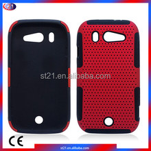 High Quality Hot Selling Smartphone Case Phone Accessory TPU PC Protector Case Cell Phone Case For ZTE Imperial II N9516