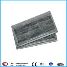 Disposal Active Carbon Fiber Filter Face Mask