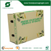 Fresh Vegetables Corrugated Packing Box